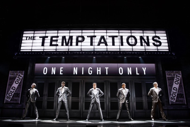 Temptations Lineup Main stage